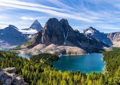 Top Three Hikes Near Banff